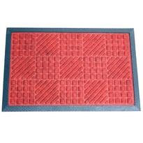 Piros lábtörlő, 40 x 60 cm