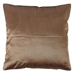4Home Salazar kispárnahuzat barna, 2x 40 x 40 cm