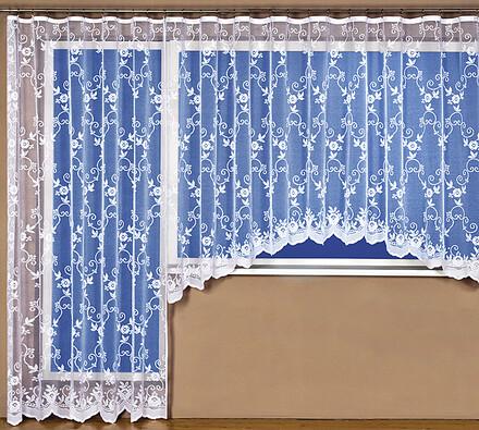 Žakárová záclona Linda, 4Home, 350 x 175 cm + 200 x 250 cm