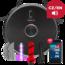 Concept VR3210 robotický vysávač 3v1 Laser UVC