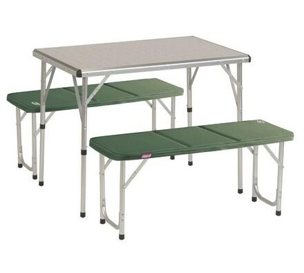 Zahradní stůl s posezením, Pack Away, CampingAZ
