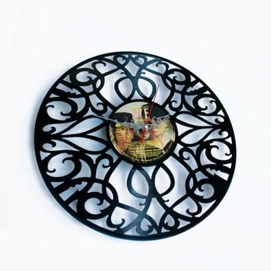 Discoclock 011 Deco nástenné hodiny