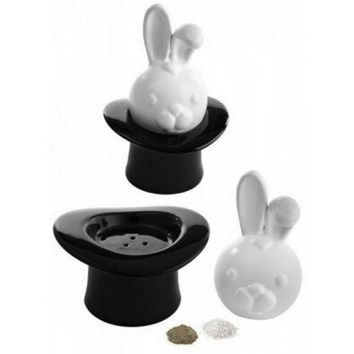Soľnička a korenička králiček