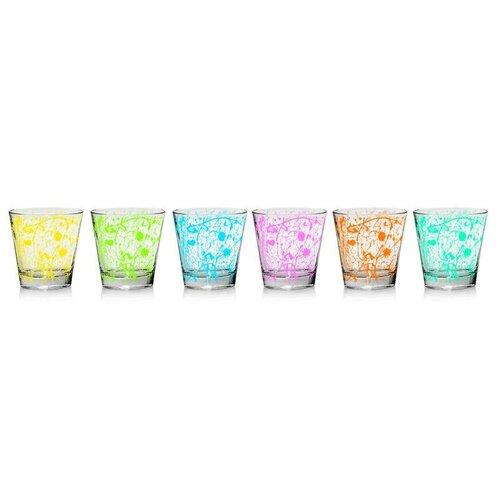 Cerve Sada pohárov KAŇKA 250 ml, 6 ks
