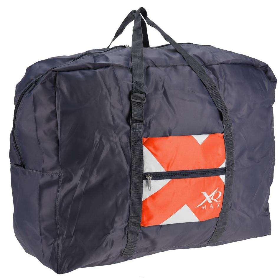 Koopman Skládací sportovní taška Condition oranžová, 55 l