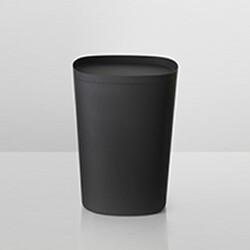 Odpadkový kôš Hideaway, čierny