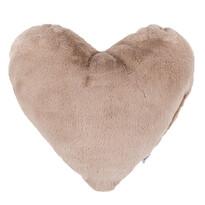 Altom Poduszka Serce różowy, 40 x 40 cm