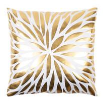 Poduszka Gold De Lux Kwiat, 43 x 43 cm