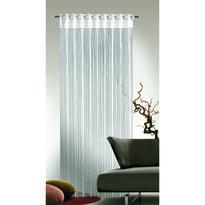 Albani Provázková záclona Cord bílá, 90 x 245 cm