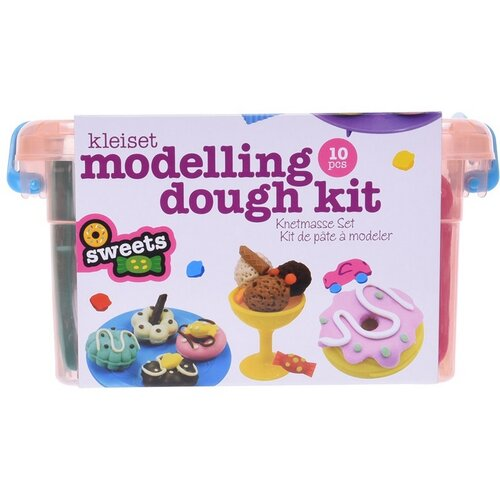 Dětský modelovací set Donut