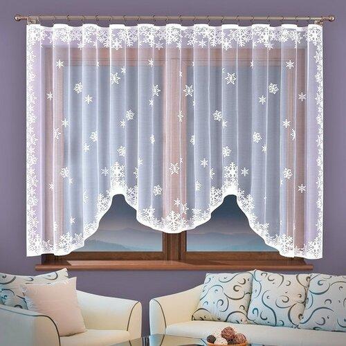 Forbyt záclona Winter, 320 x 150 cm