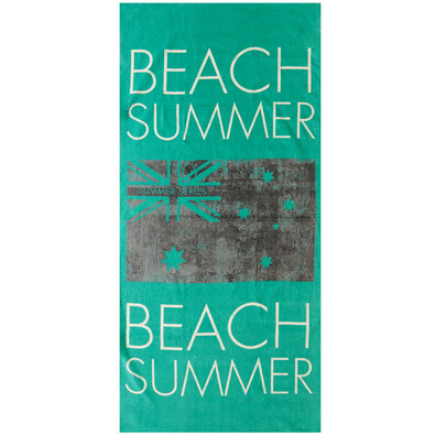 Plážová osuška Beach summer, 71 x 148 cm