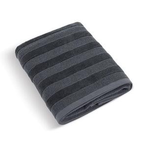 Ručník Luxie šedá, 50 x 100 cm