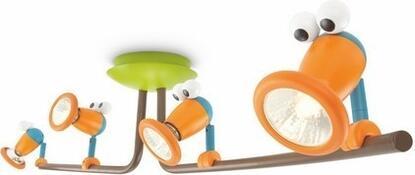 Philips dětské stropní svítidlo Birdey