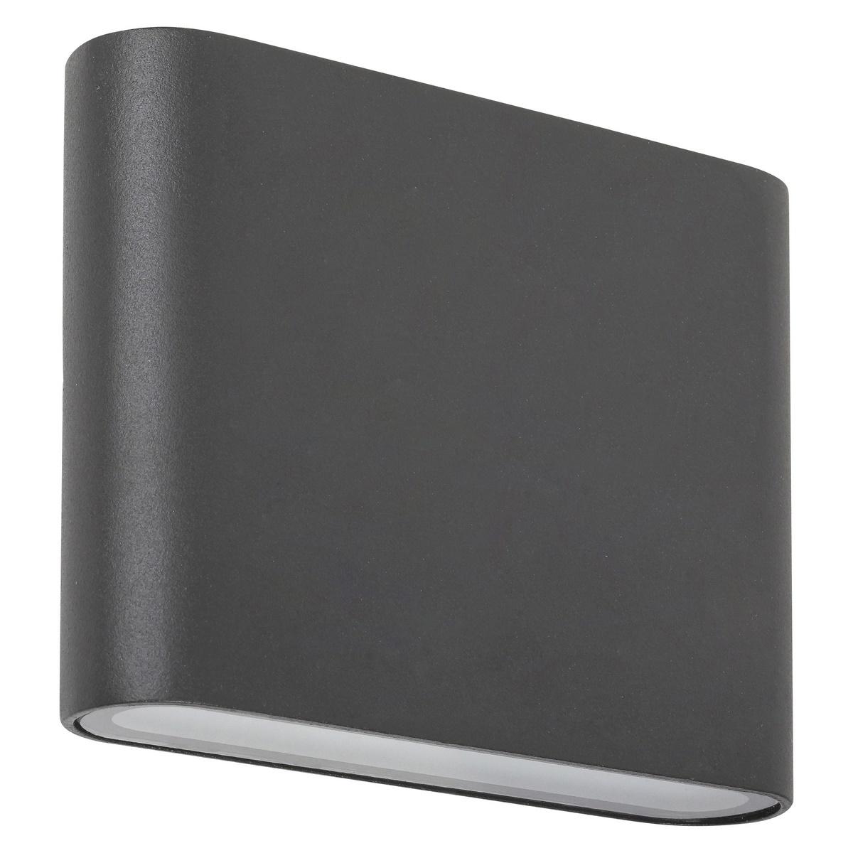Rabalux 7951 Nesna Venkovní LED nástěnné svítidlo, černá