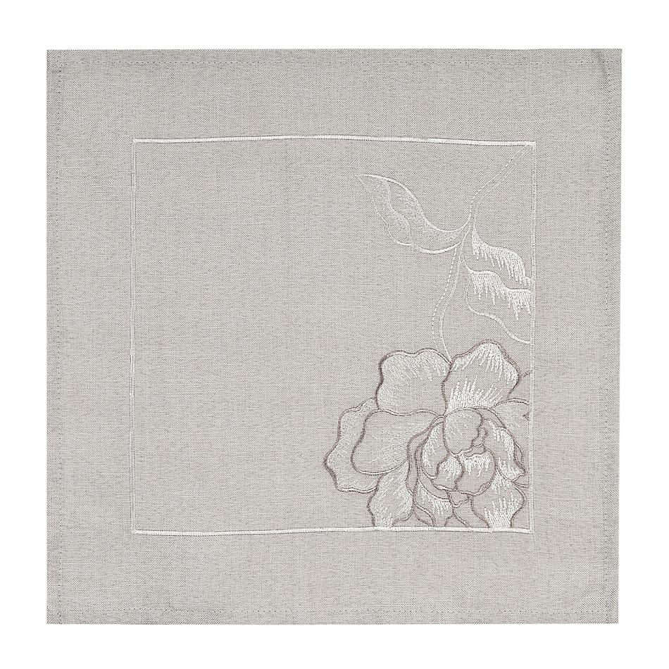 Forbyt Vyšívaný obrus Pivonka, 35 x 35 cm, 35 x 35 cm