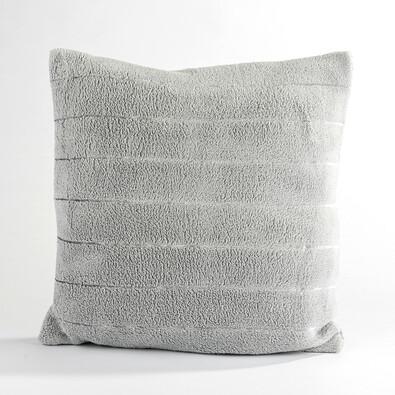 Polštářek Dante šedá, 40 x 40 cm
