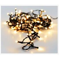 Instalație luminoasă de Crăciun Twinkle, alb cald,120 LED-uri