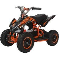 Buddy Toys BEA 811 Čtyřkolka Boyo oranžová, 800 W