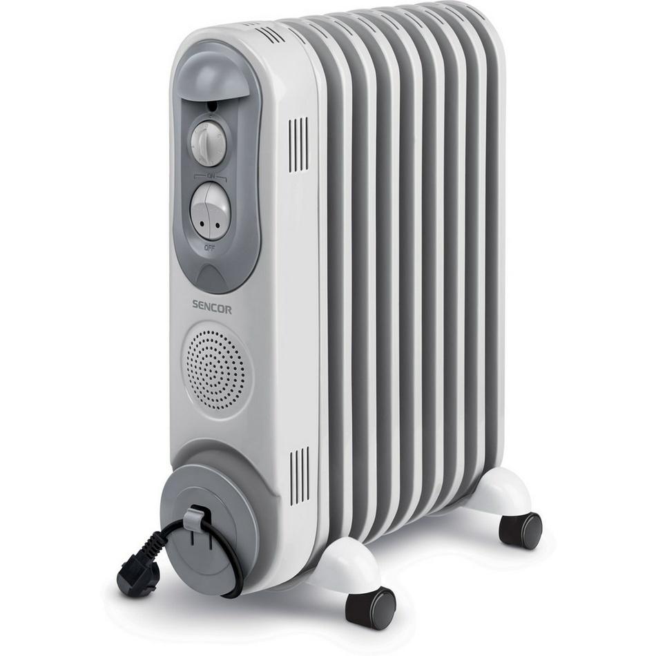 Sencor SOH 4009BE olejový radiátor