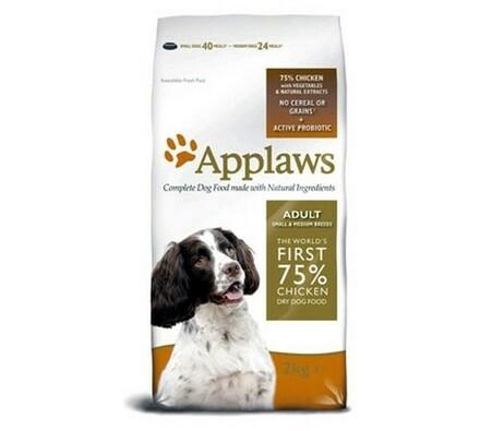 Applaws granule pro psy Adult Small & Medium Breed