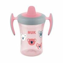 NUK hrnek Trainer Cup 230 ml, růžová