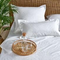 Stella Ateliers Reena damaszt ágynemű, fehér
