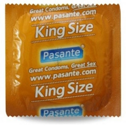Pasante Kondomy King size, 5 ks