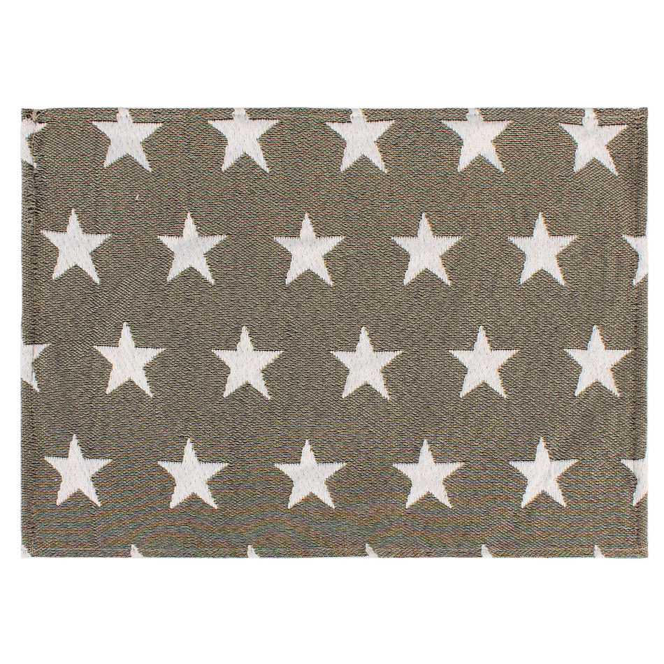 Dakls Prestieranie Stars sivá, 33 x 48 cm