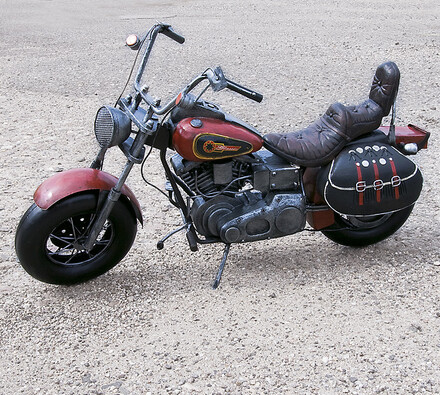 Motorka - Harley Model