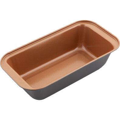 Lamart LT3090 forma na chlieb Copper, 25 x 13 cm