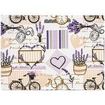 Provence alátét, 33 x 45 cm