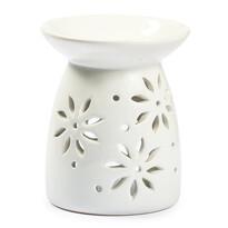 Aromalampa Kvetinky, biela