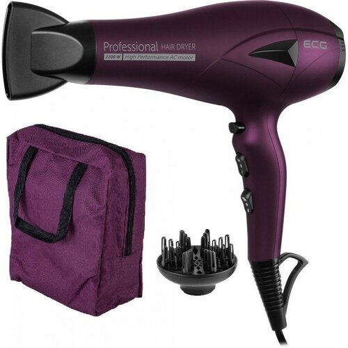 ECG VV 3121 Professional sušič vlasov