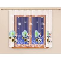 4Home Jégvarázs Frozen függöny, 320 x 160 cm