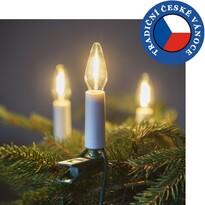 Souprava Felicia DUO LED Filament čirá 2xSV-16K, 2x 16 žárovek