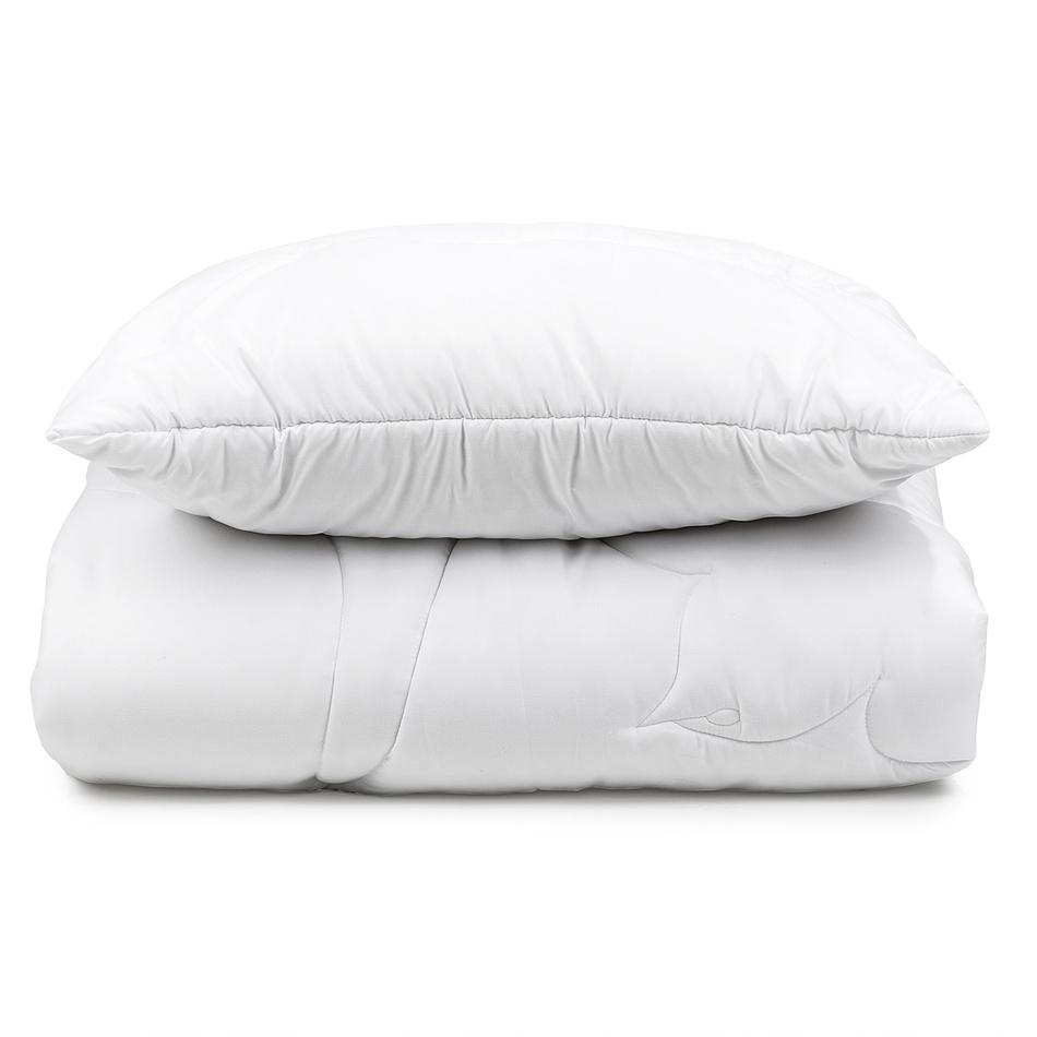 Zestaw kołdra i poduszki Smart Jaskółka 900 g, 70 x 90 cm, 140 x 200 cm
