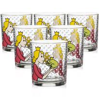 Mäser Sada pohárov Princezná 220 ml, 6 ks