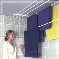 Stropní sušák na prádlo Ideal 5 tyčí, 120 cm