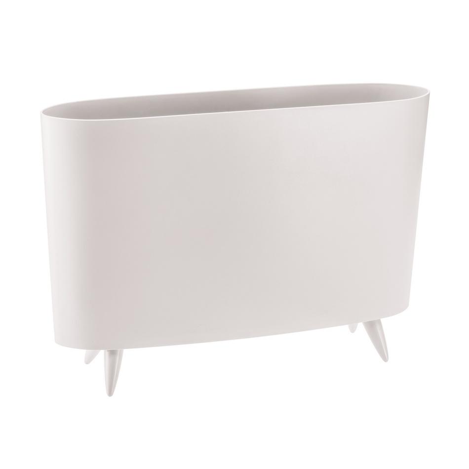 Koziol stojak na czasopisma MILANO, biały