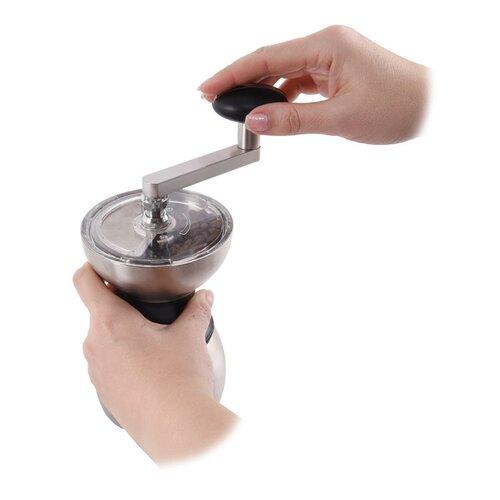 Orion Nerezový mlynček na kávu, 23 cm