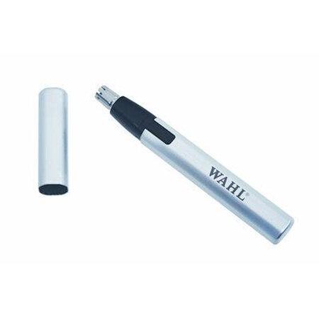 Trymer do nosa, uszu, aluminiowy na baterię WAHLMICRO GROOSMANN