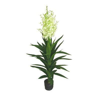 Umělá květina Sisál kvetoucí