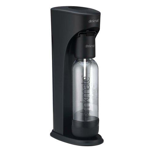 Orion Výrobník sycených nápojů AquaDream DRINKMATE, černá