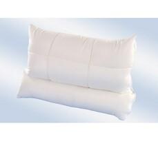 Poduszka Medical z zamkiem błyskawicznym, biała, 45 x 60 cm