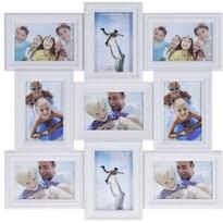 Ricordi képkeret 9 fényképhez, 52 x 52 cm