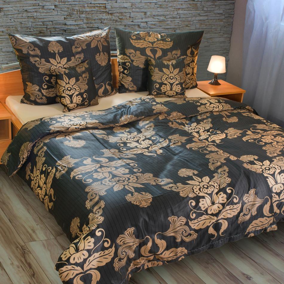 Kvalitex Satén obliečky Gabriella, 240 x 220 cm, 2 ks 70 x 90 cm