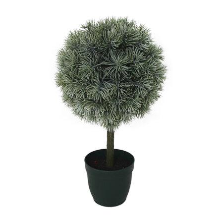 Vánoční stromek Chvojová koule, 40 cm