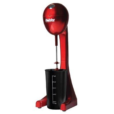 Hóbby BM 210SR mixer műanyag edény, piros