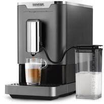 Sencor SES 9200CH kávovar, stříbrná